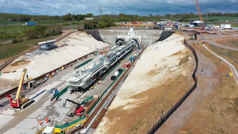 HS2 Tunnelling Operative Apprenticeships