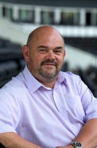 Mike Perkins Qualitrain Business Development Director
